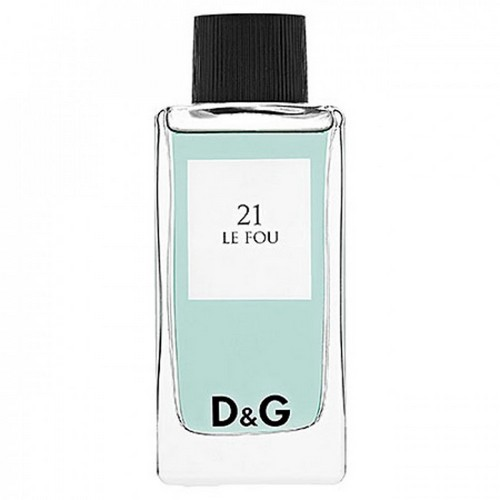 Dolce&Gabbana №21- Le Fou  test 100ml edt
