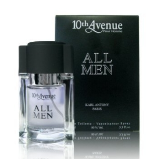 10TH Avenue All Men