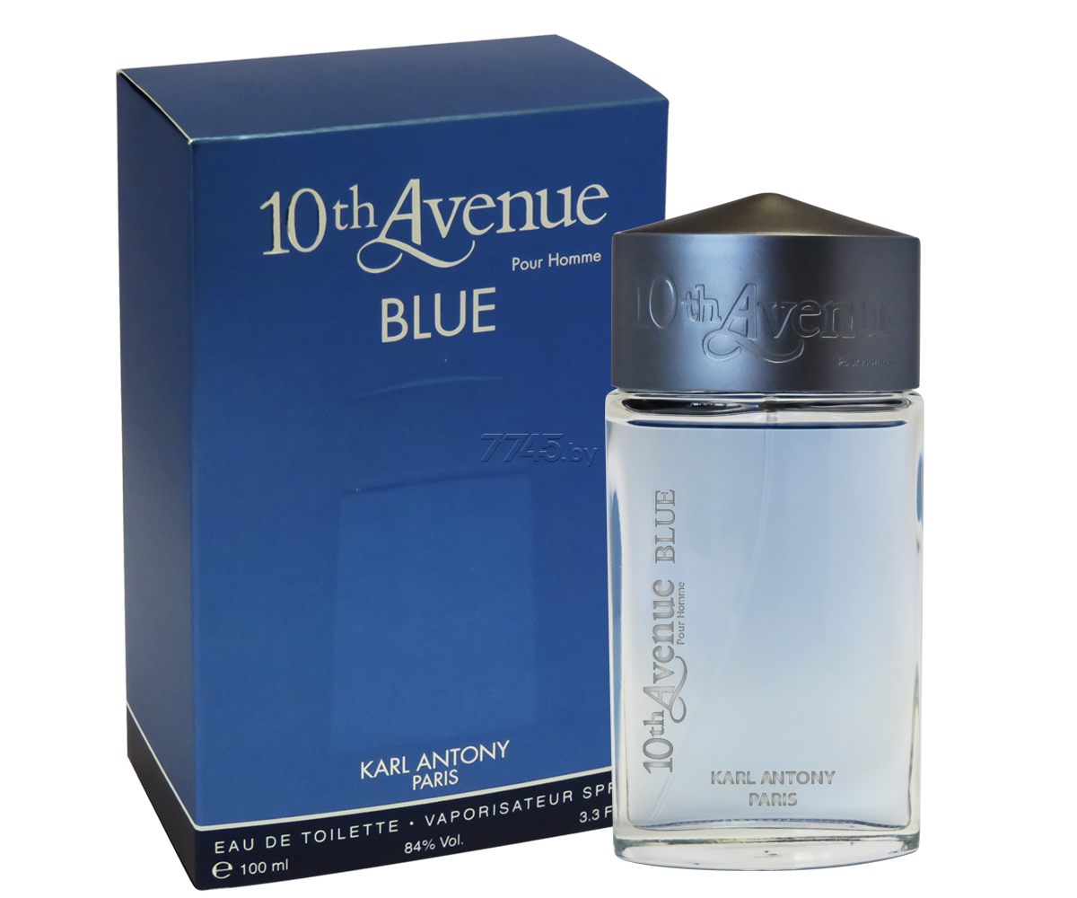 10TH Avenue Blue