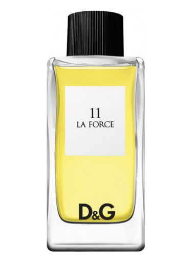 Dolce&Gabbana №11 La Force test 100ml edt