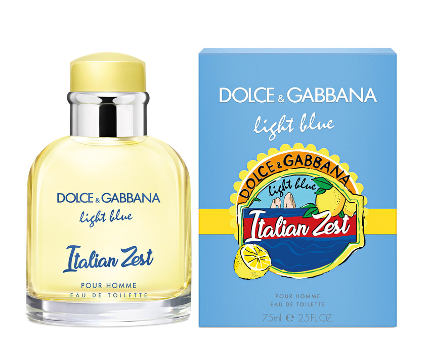 Dolce&Gabbana Light Blue Italian Zest test edt