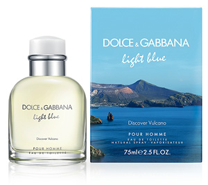 Dolce&Gabbana Light Blue Discover Vulcano 75ml edt