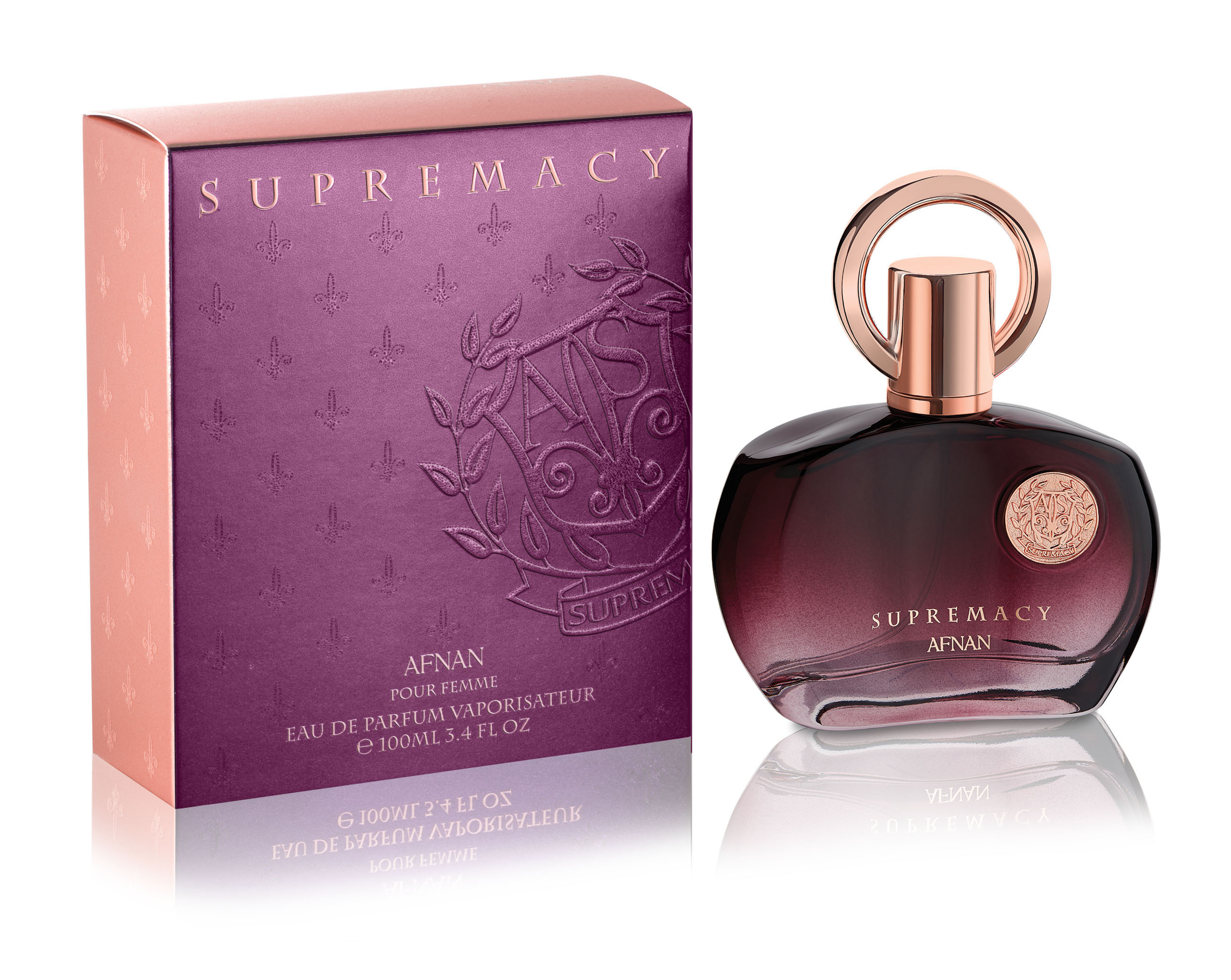Afnan Supremacy Purple 100ml edp