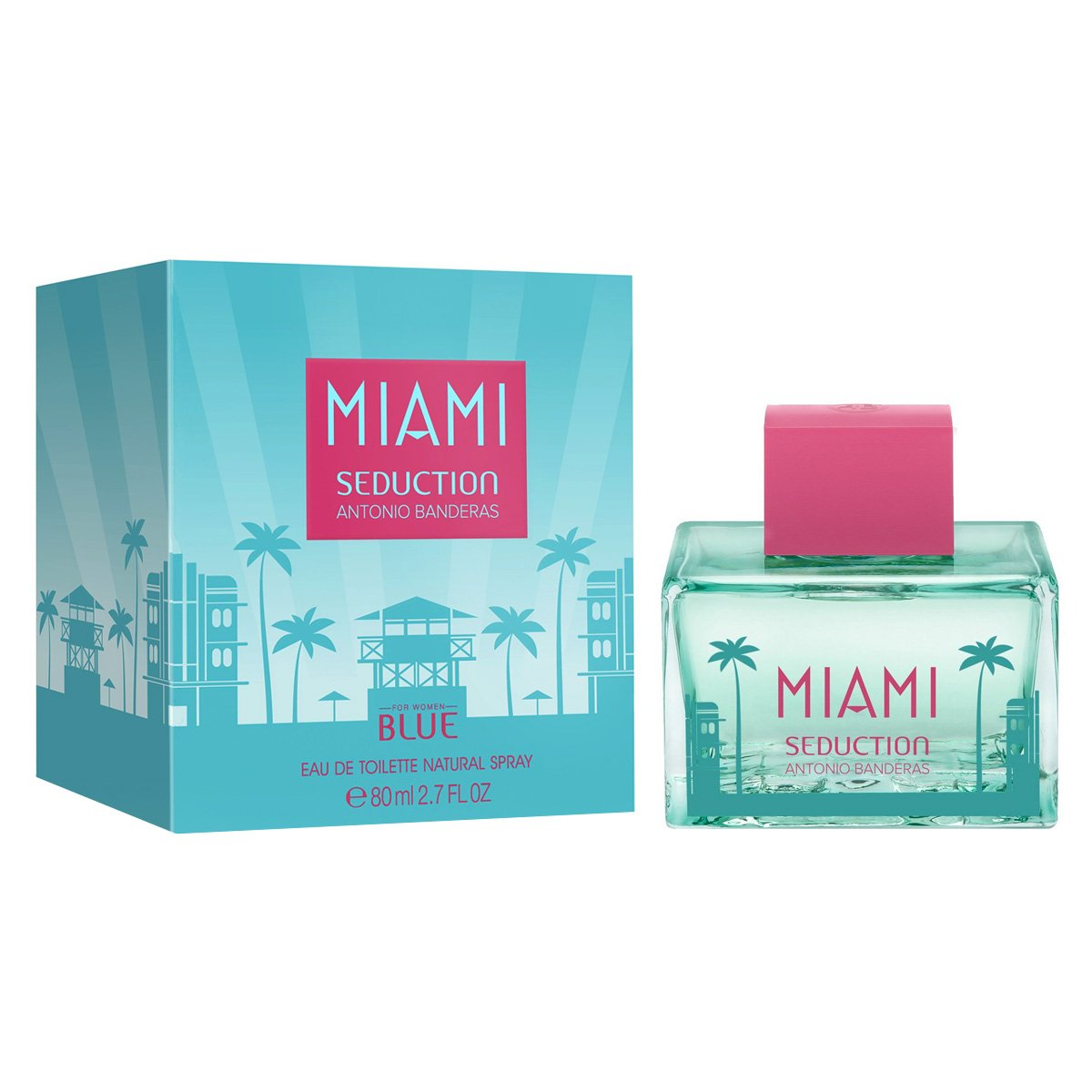 Antonio Banderas Blue Seduction Miami edt