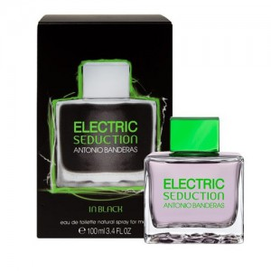 Antonio Banderas Electric Seduction In Black test edt