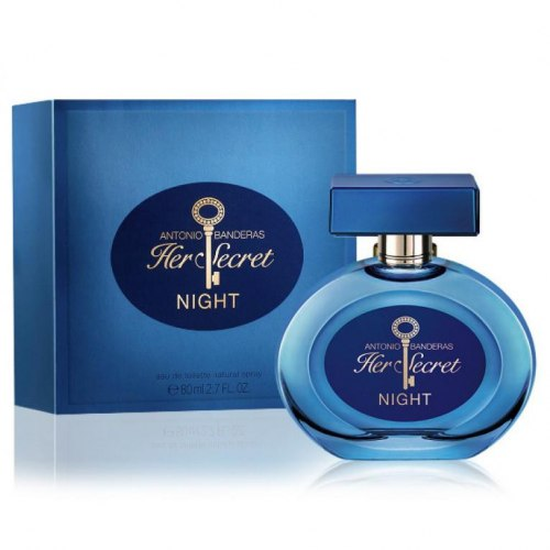 Antonio Banderas Her Secret Night edt