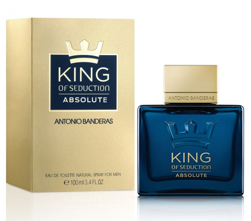 Antonio Banderas King of Seduction Absolute edt