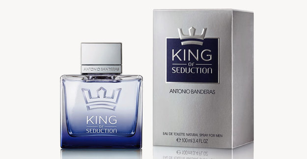 Antonio Banderas King of Seduction edt