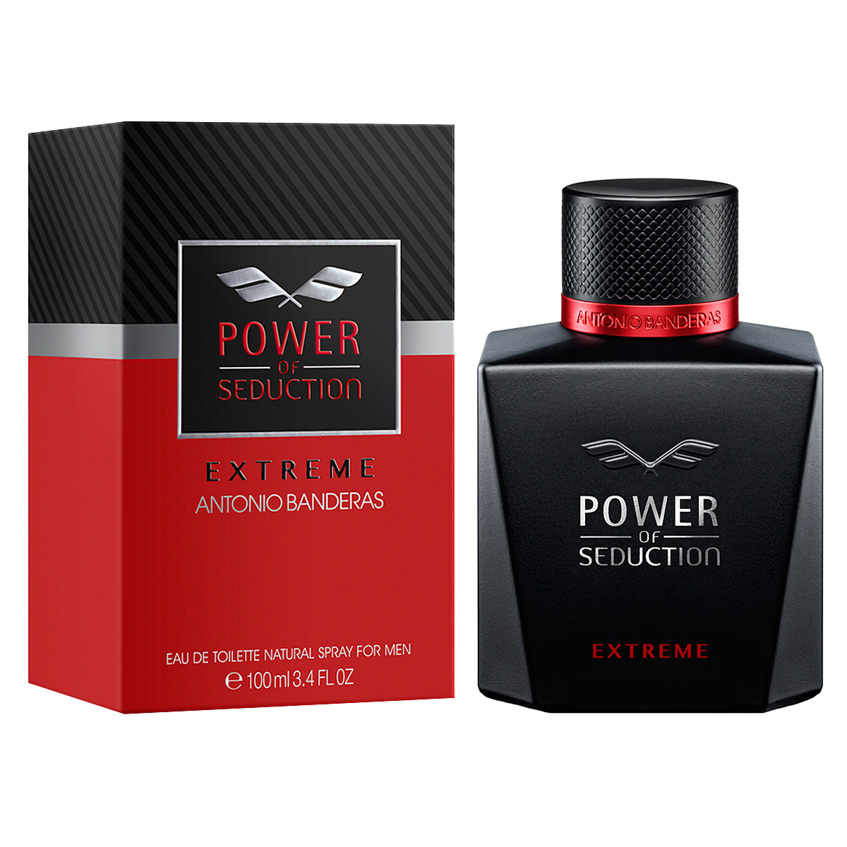 Antonio Banderas Power Of Seduction Extreme edt