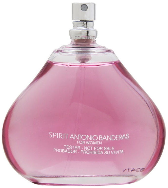 Antonio Banderas Spirit test edt