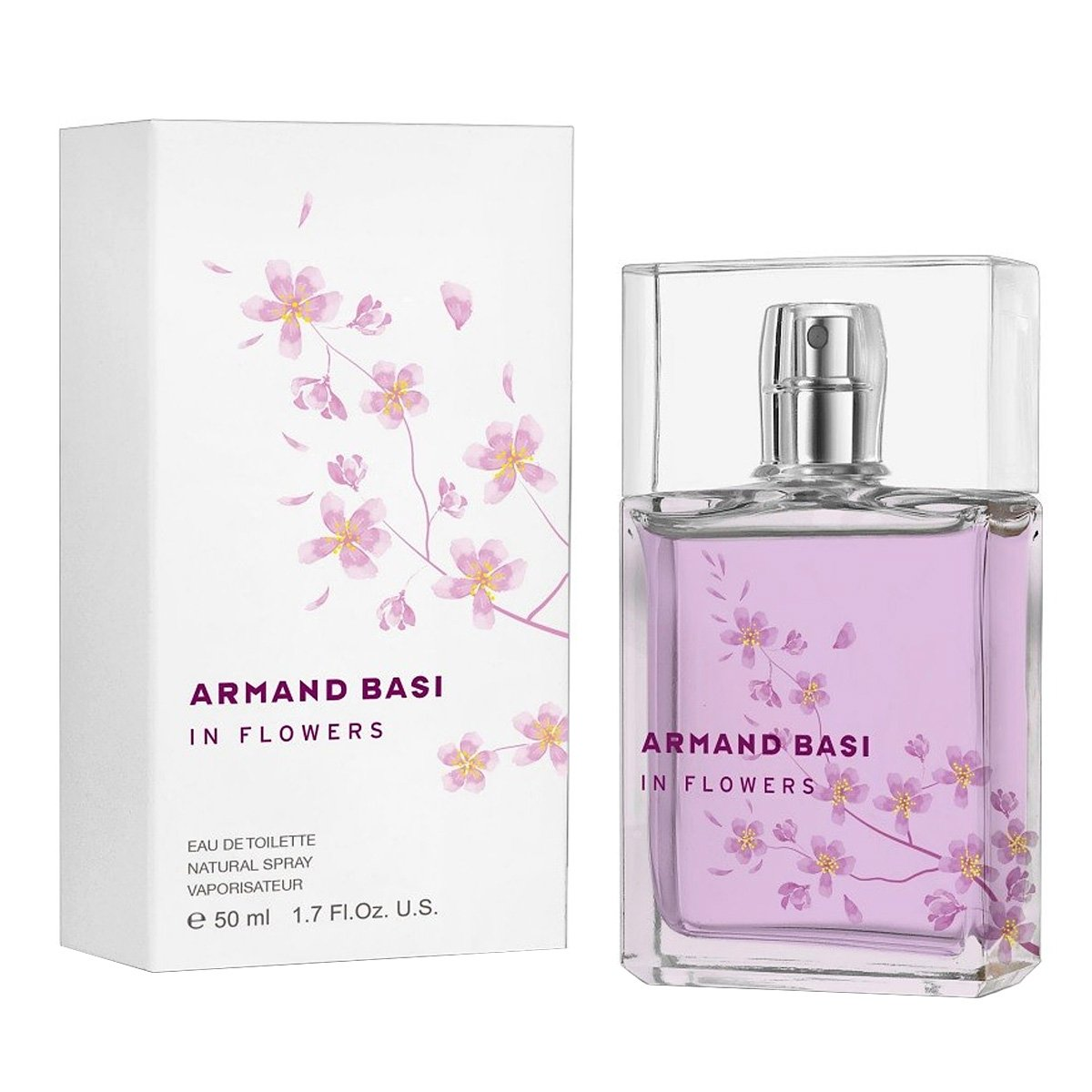 Armand Basi IN Flowers edt