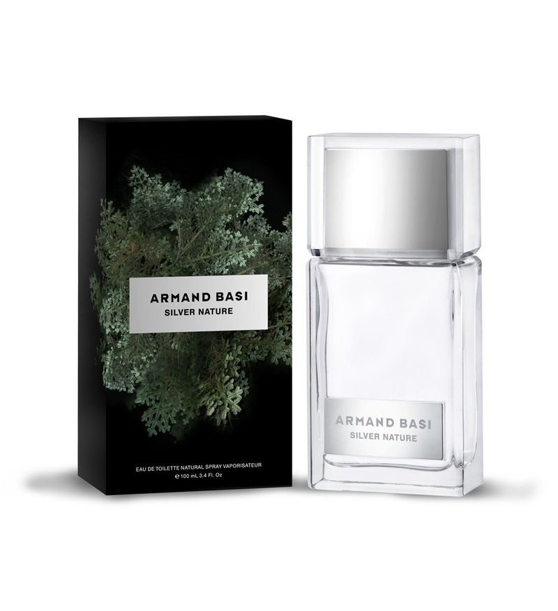 Armand Basi Silver Nature test edt