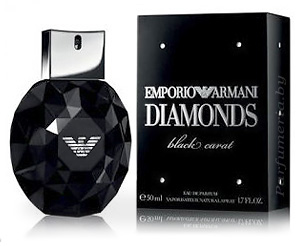Armani Emporio Diamonds Black Carat edt