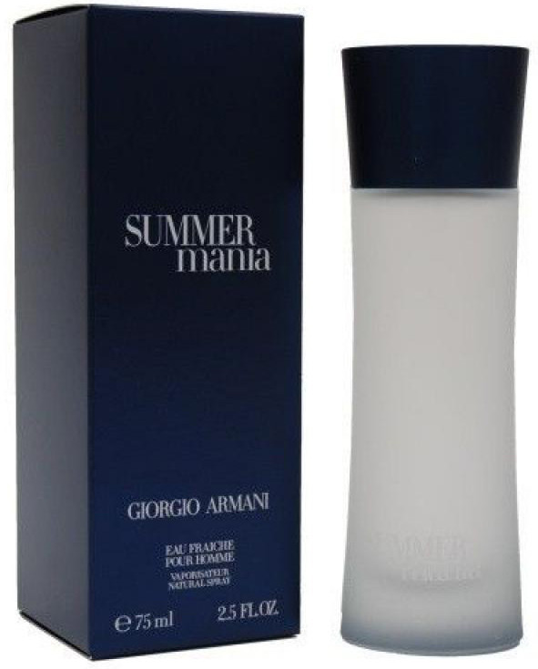 Armani Mania Summer Men edt