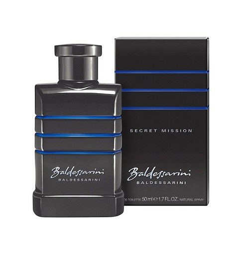 Boss Baldessarini Secret Mission test edt