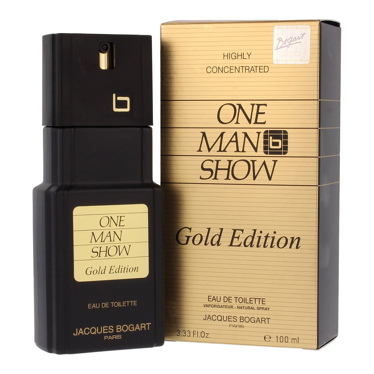 Bogart One Man Show Gold Edition edt