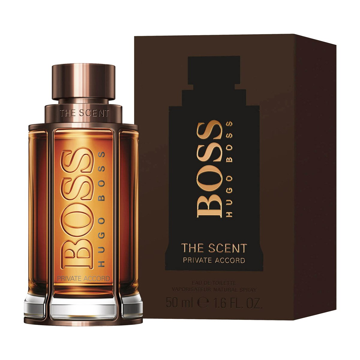 Boss Hugo The Scent Private Accord edt