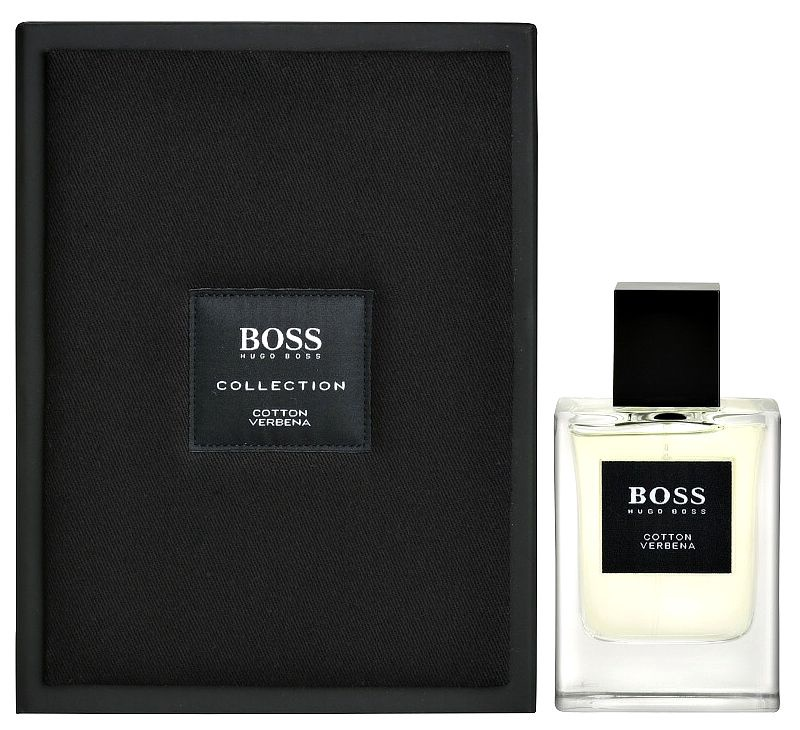 Boss The Collection  Cotton & Verbena edt