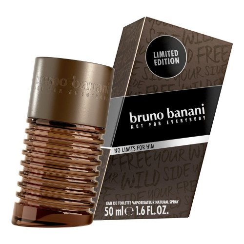 Тестер Bruno Banani No Limits edt