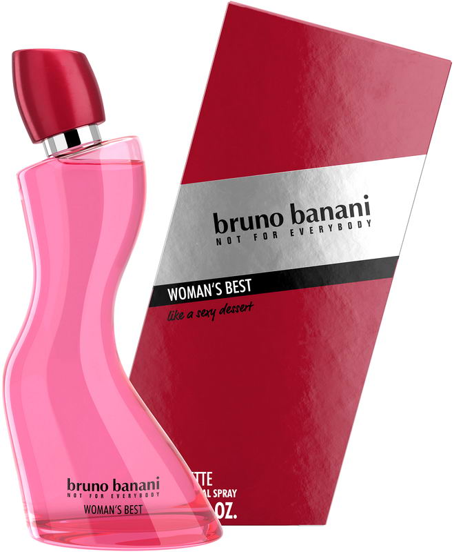 Bruno Banani Woman's Best edt