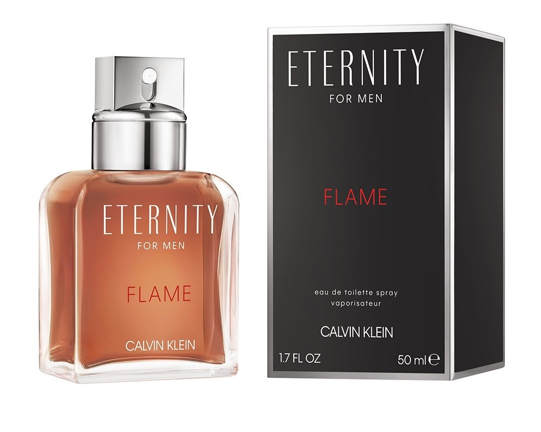 CK Eternity Flame Men edt