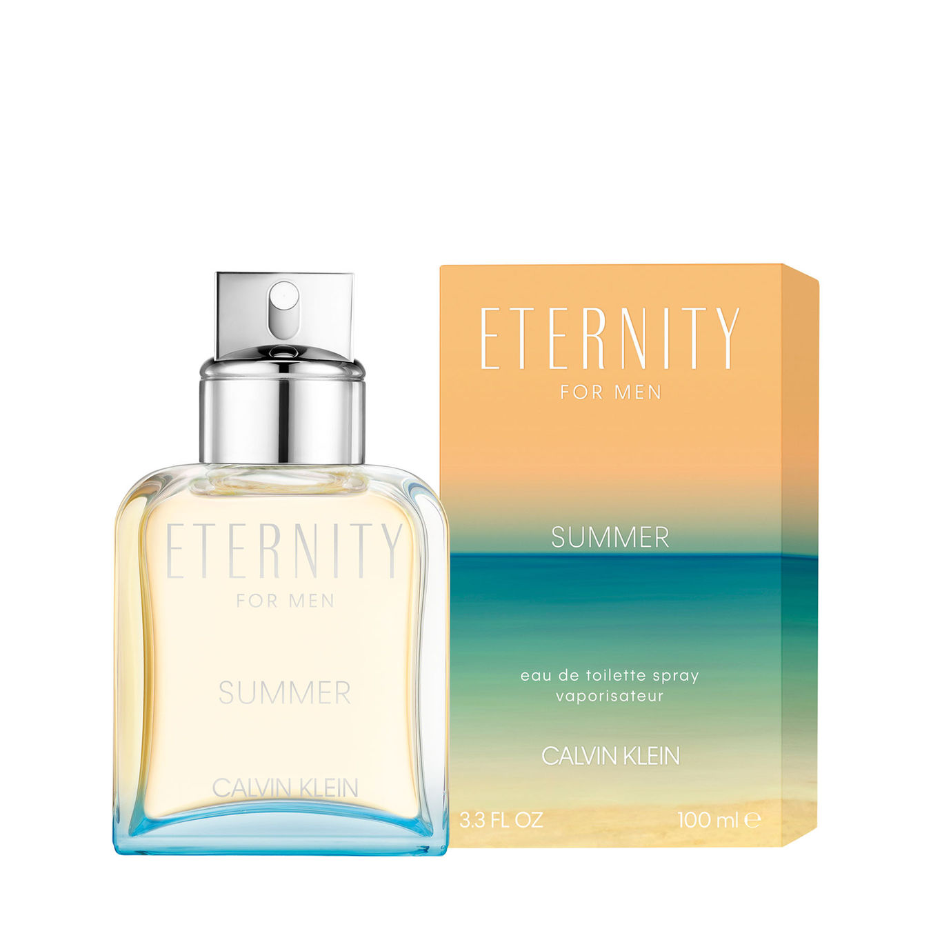 CK Eternity Summer edt
