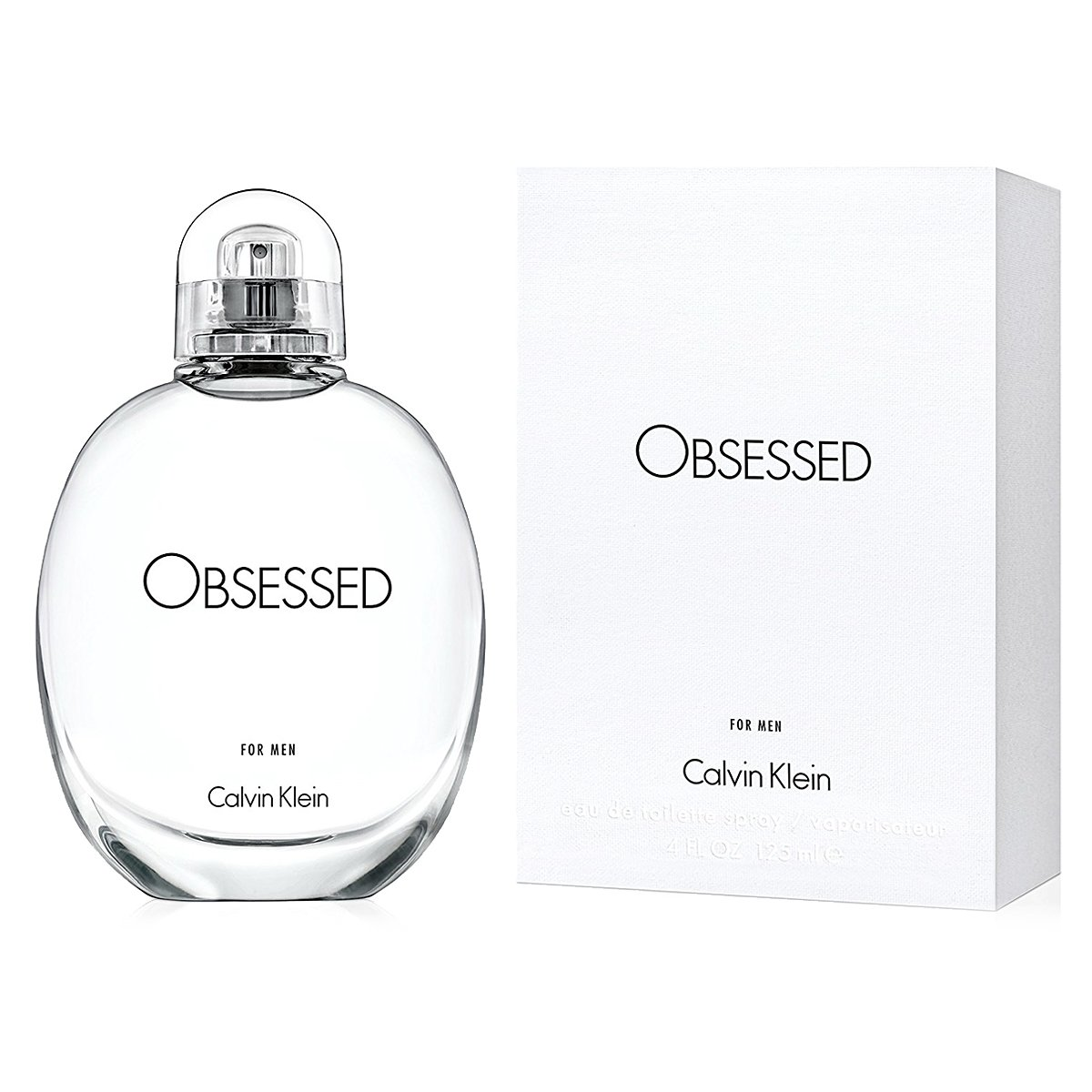 CK Obsessed Men edt