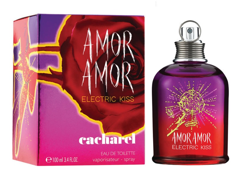 Тестер Cacharel Amor Amor Electric Kiss edt