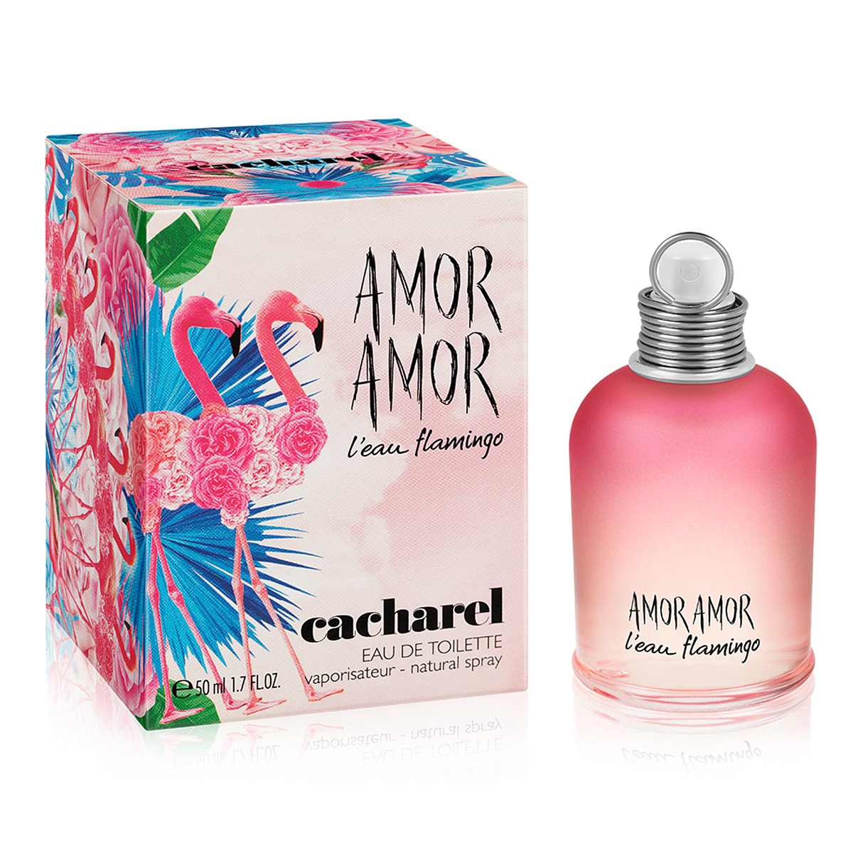 Cacharel Amor Amor L`Eau Flamingo edt