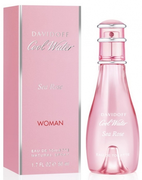 Davidoff CW Sea Rose edt
