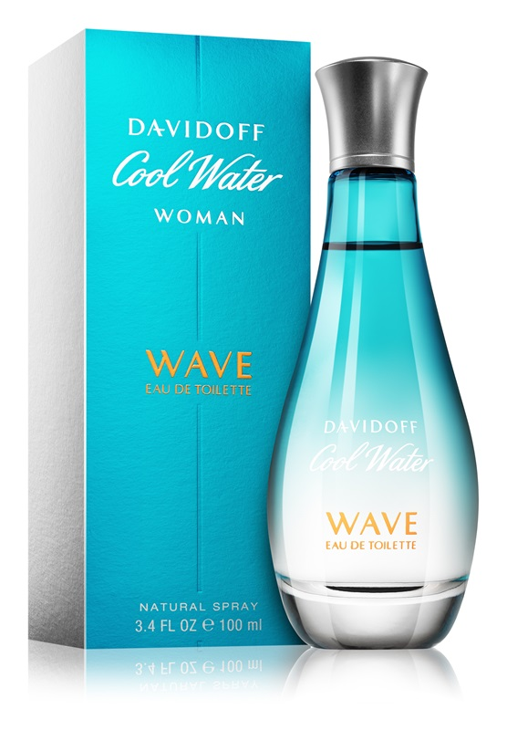 Davidoff CW Wave for her edt