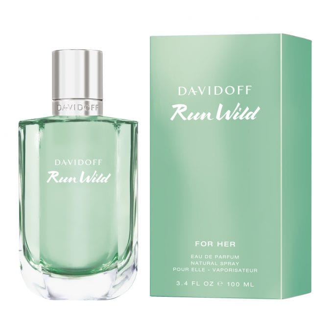 Davidoff Run Wild for her edp