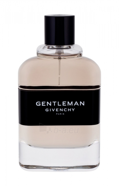 Givenchy Gentleman 2017 test edt