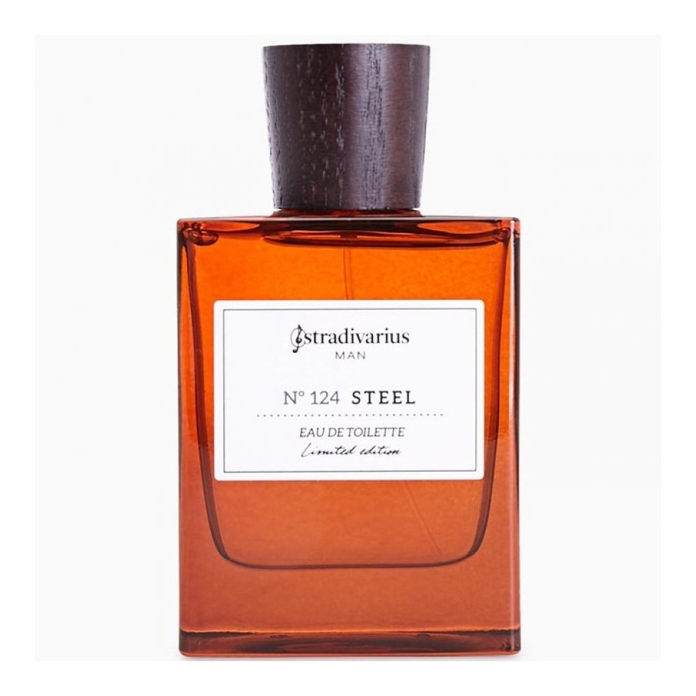 Stradivarius № 124 Steel Man 75ml edt