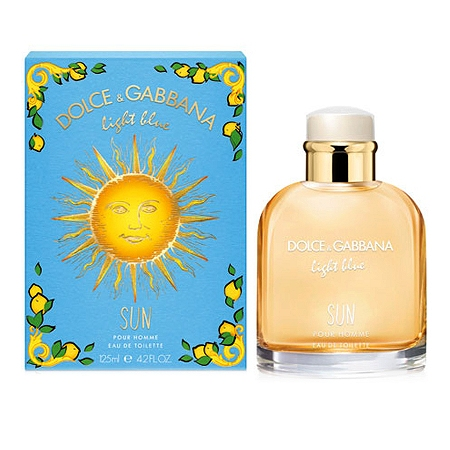 Dolce&Gabbana Light Blue Sun test 125ml edt