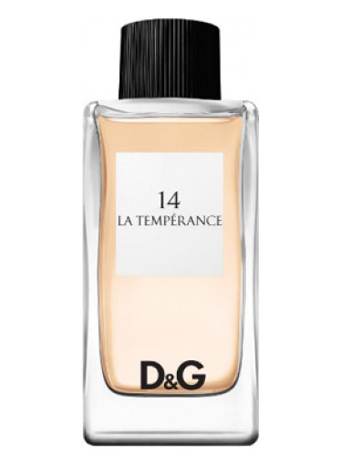 Dolce&Gabbana №14 La Temperance  test 100ml edt