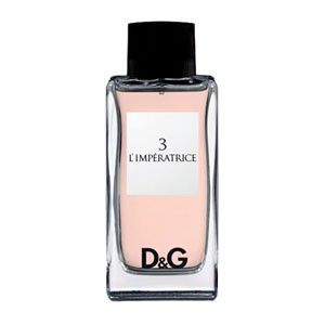 Dolce&Gabbana №3 L`Imperatrice 50ml edt