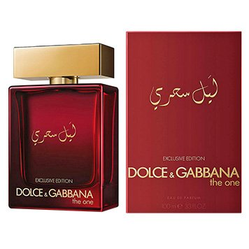 Dolce&Gabbana The One Mysteriousl Night edp